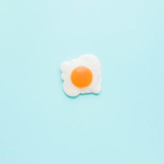Doces em forma de ovo