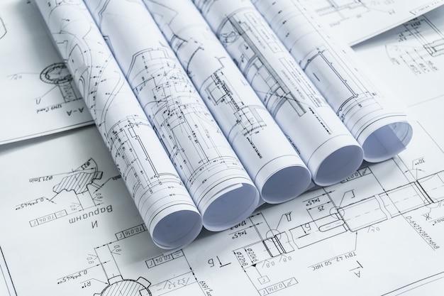 Documentos de projeto arquitetônico