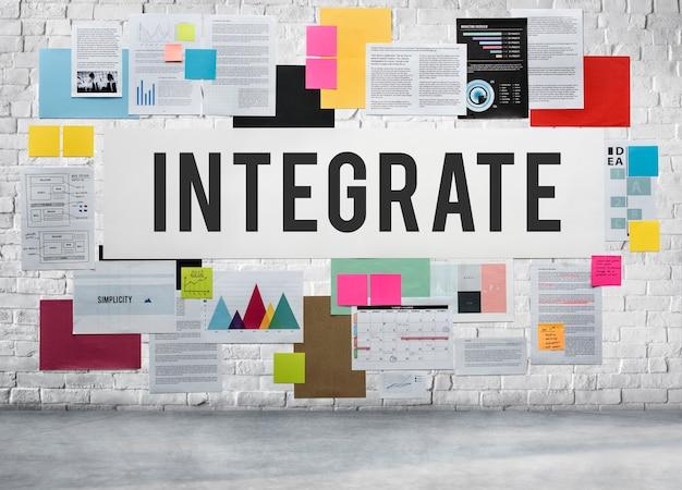 Documentos, papelada, conceito de estratégia de negócios