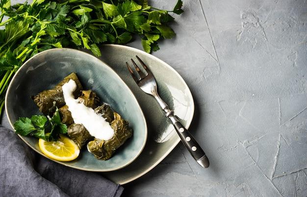 Dolma - prato georgiano tradicional