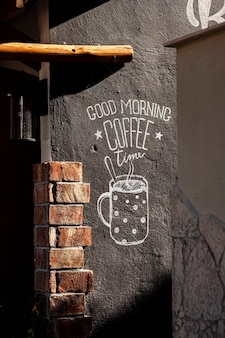 Dominicus, república dominicana, 6 de fevereiro de 2020: bom dia, hora do café