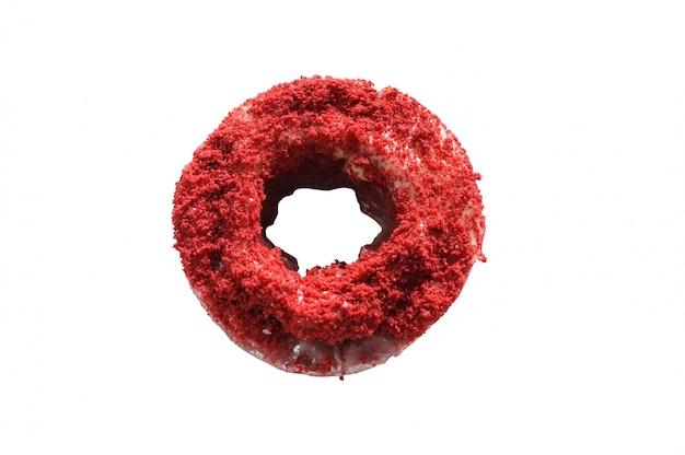 Donut com polvilha