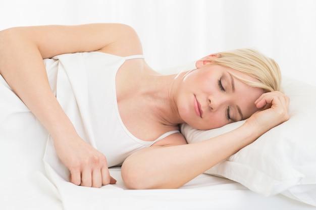 Dormindo e sonhando