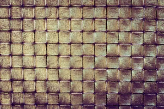 Dourados quadrados textura
