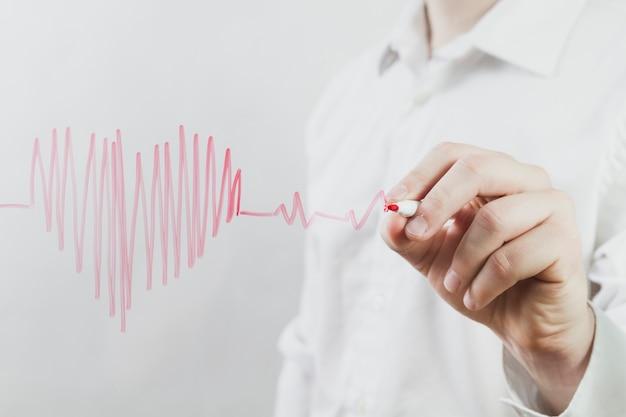 Doutor coração desenho
