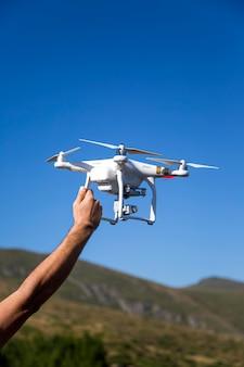 Drone branco