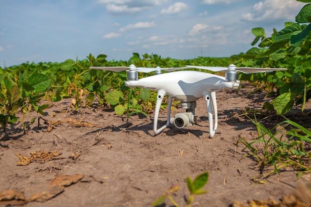 Drone de campo
