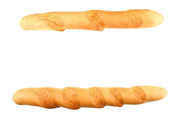 Duas baguetes longas