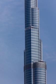 Dubai burj khalifa o edifício mais alto do mundo