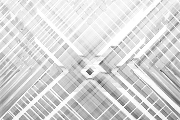 Dupla exposição do quadro de óculos em tom preto e branco