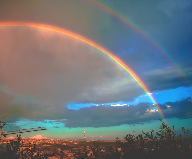Duplo arco-íris