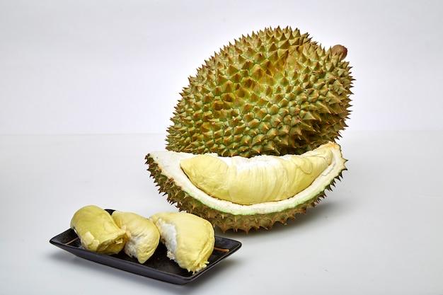 Durian é conhecido como rei de friut na tailândia