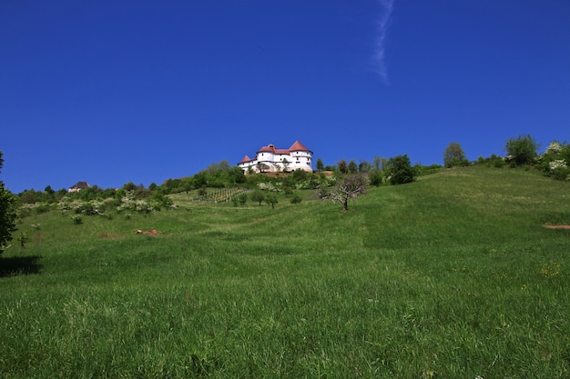 Dvor veliki tabor é o castelo na croácia