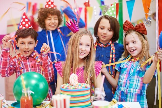 É a minha melhor festa de aniversario