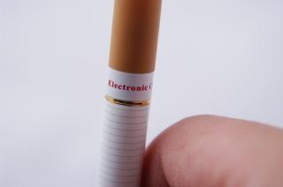 E-cigarro, fumo