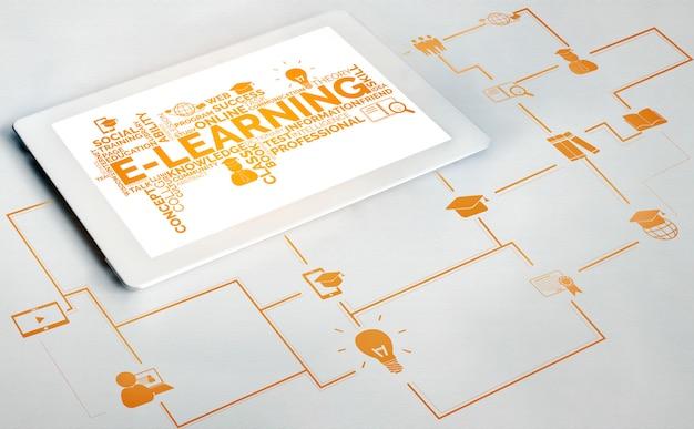 E-learning para estudantes e universidades