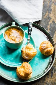 Eclair desset francês