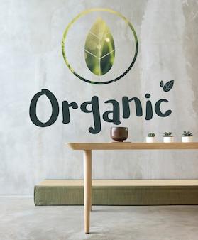 Ecologia meio ambiente save earth organic