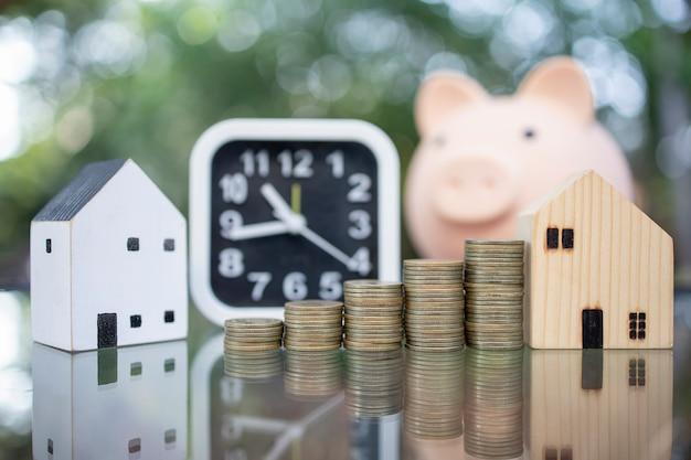 Economizar dinheiro para investimento futuro