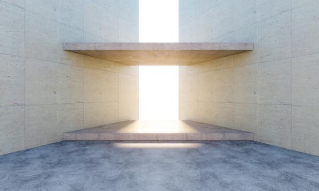 Edifício abstrato moderno