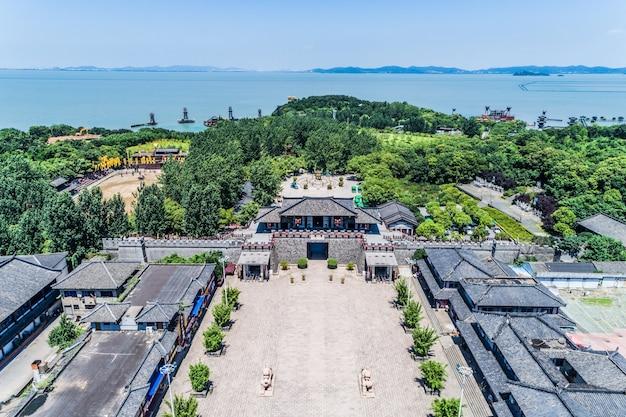 Edifício antigo da china