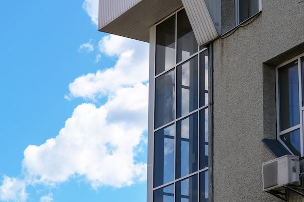 Edifício de escritórios moderno