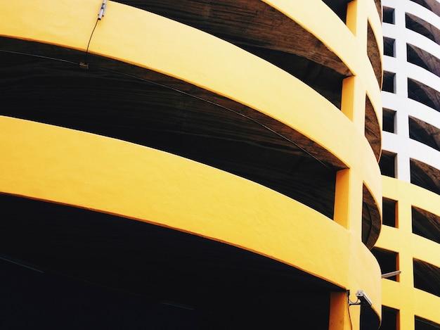 Edifício de estacionamento