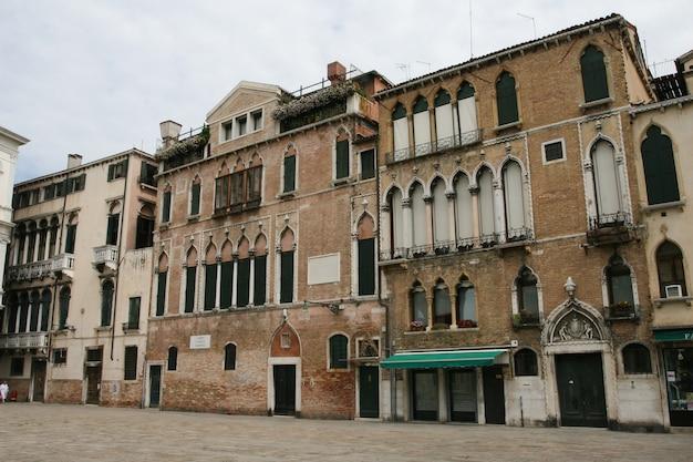 Edifício de veneza