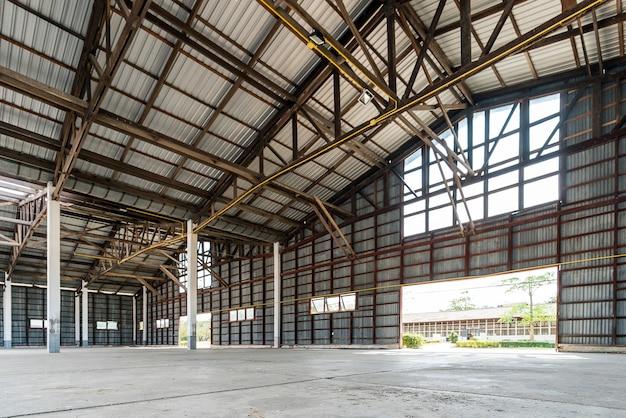 Edifício do hangar