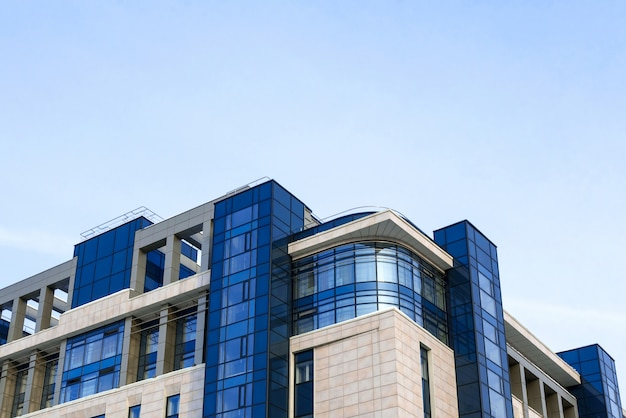 Edifício empresarial moderno