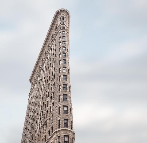 Edifício flatiron em nova york
