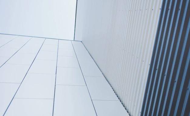 Edifício moderno com novo estilo