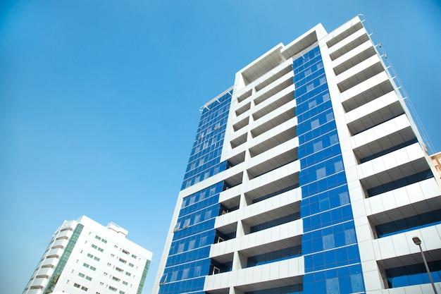 Edifício moderno em dubai