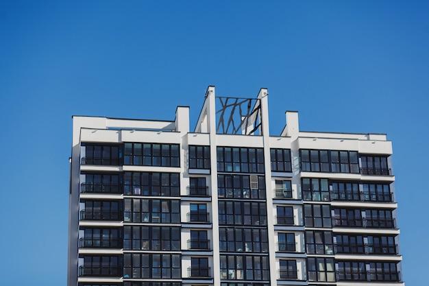 Edifício moderno residencial