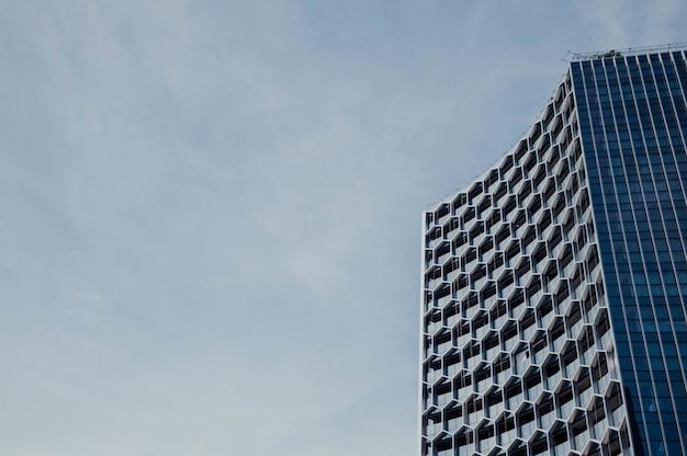 Edifícios altos de negócios