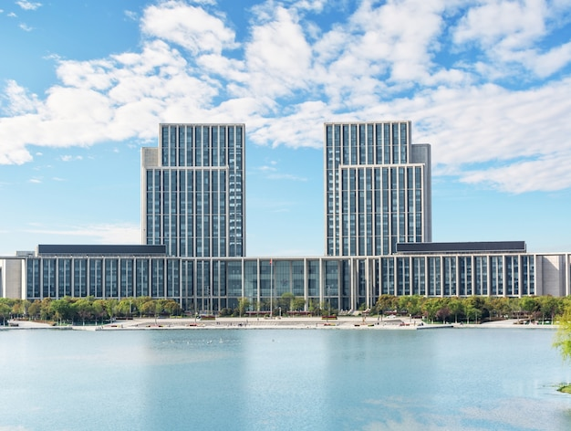 Edifícios de escritórios grandes