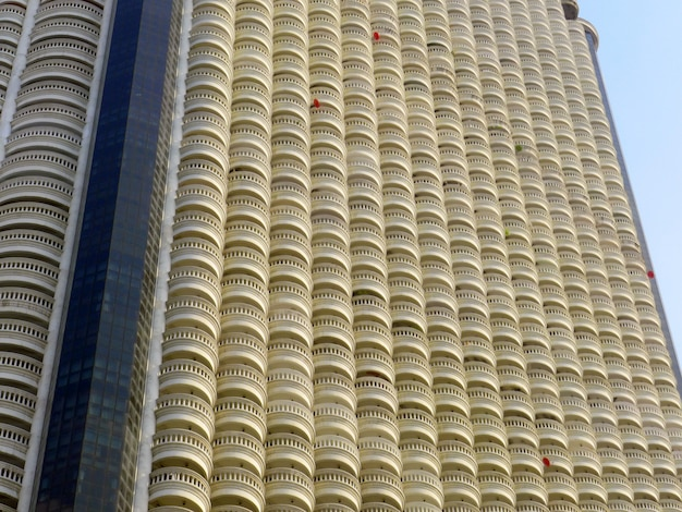 Edifícios de escritórios modernos