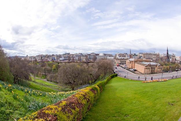 Edimburgo, escócia