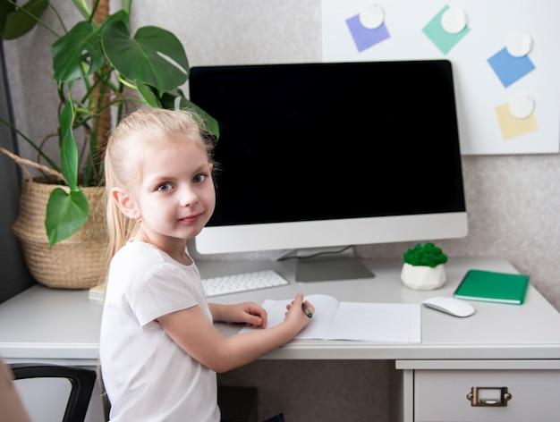 Educação em casa Foto Premium
