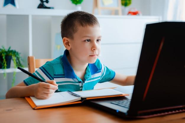 Educação online a distância.