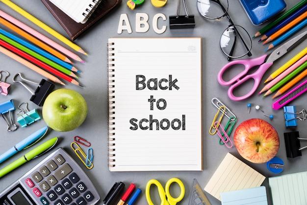 Educação ou de volta à escola
