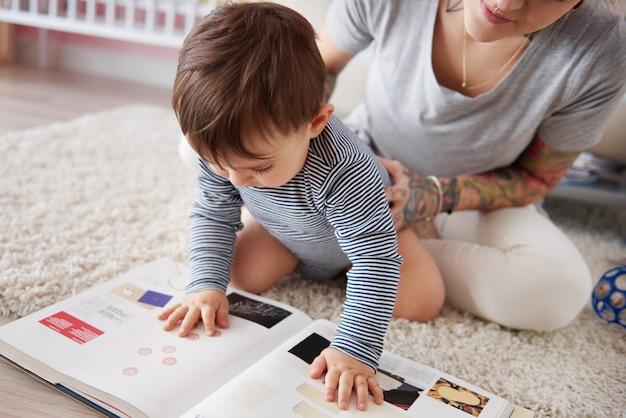 Educando desde os primeiros anos