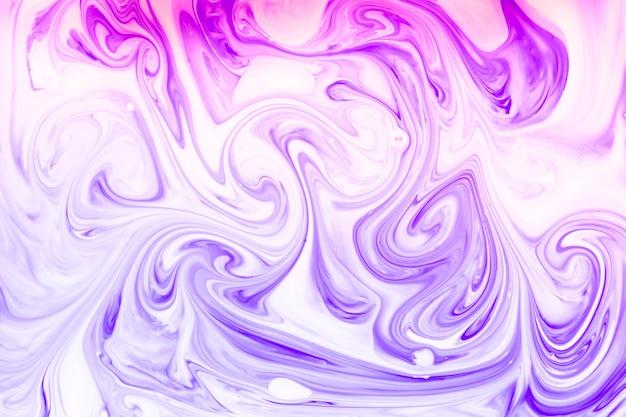 Efeito de redemoinho na tinta degradê