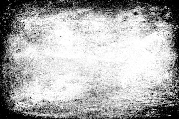 Efeito de sobreposição de enquadramento de grão sujo e zero abstrata