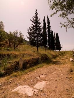 Éfeso em kusadasi turquia