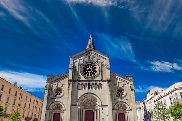 Eglise saint paul em nimes, frança