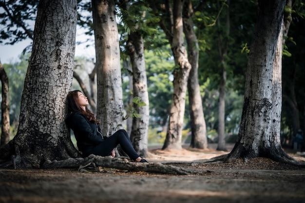 Ela estava exausta com a doença em seu coração e desejava ficar boa logo