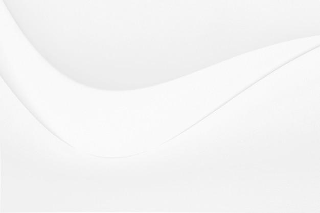 Elegante do close up amarrotado do fundo e da textura brancos de pano da tela de seda. design de fundo de luxo