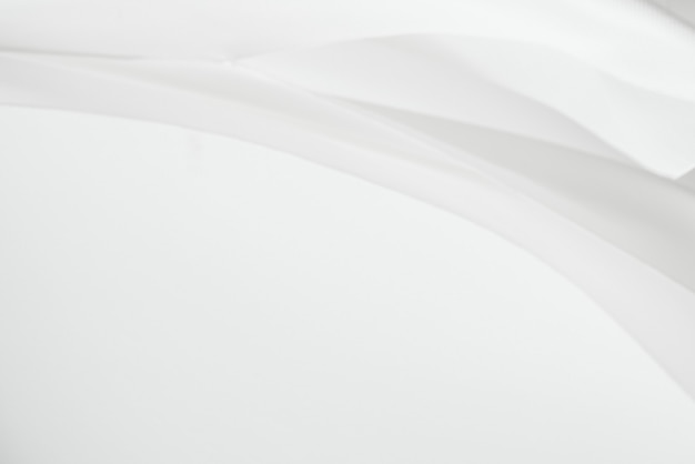 Elemento de design de textura de tecido branco