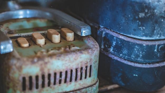 Eletrodomésticos antigos